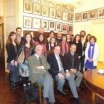 Los integrantes del SECRIT visitaron la Academia