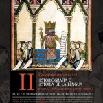 IIBICRIT Secrit en las II Jornadas de Historia de la Lengua e Historiografía: Estoria Digital